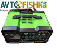 Устр-во пуско-зарядн. Armer 12-24В 12А, старт 75А, цифровая индик., тестер генератора, % заряда