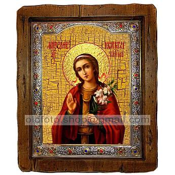 Ікона Мирослава Свята мучениця (з посрібленою рамкою 110х130 мм)