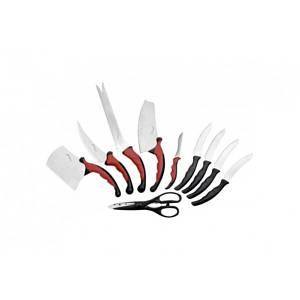 Набор ножей Contour Pro Knives Черно-красный