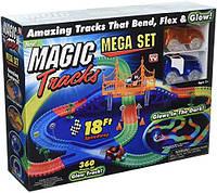 Гоночный трек Magic Tracks 360 деталей трасса 5,2 метра 2 машинки (2020)