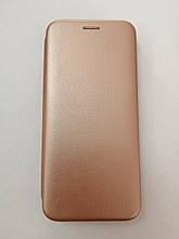 Чехол-книжка Samsung M31 Level Rose Gold
