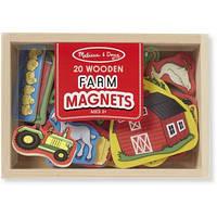 Набір фігурок на магнітах Melissa & Doug Ферма (MD19279) (код 95170)