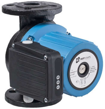 Насос циркуляционный с мокрым ротором  IMP Pumps GHNbasic II 40-70 F