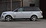 Оригинальный кованый диск R22 Land Rover Range Rover 601 style, фото 5