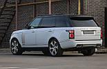 Оригинальный кованый диск R22 Land Rover Range Rover 601 style, фото 6