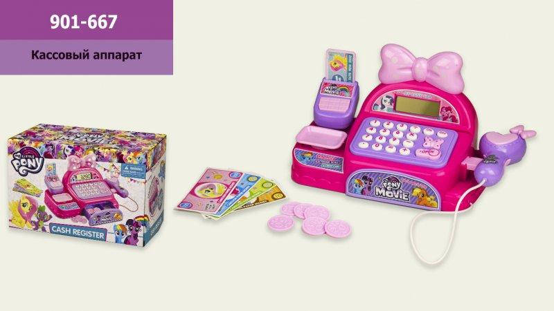 Кассовый аппарат игровой  Пони, фото 2