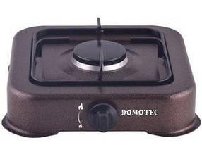 Sale! Газовая плита Dоmotec MS 6601 белая, фото 3