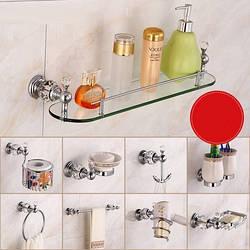 Набір аксесуарів для ванної. Модель RD-9154