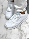 Женские кроссовки Reebok белые, фото 3