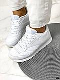 Женские кроссовки Reebok белые, фото 2