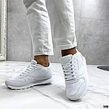 Женские кроссовки Reebok белые, фото 6