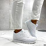 Женские кроссовки Reebok белые, фото 7