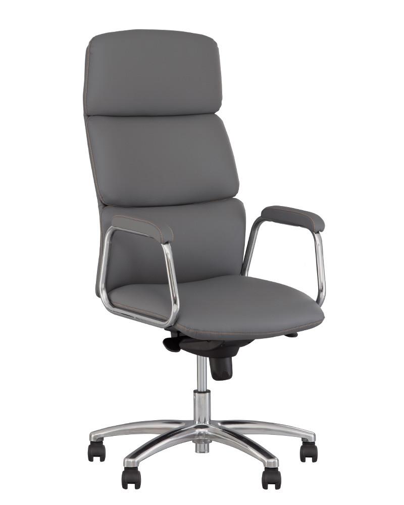 Кресло руководителя CALIFORNIA (Калифорния) R steel ES AL70
