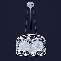 Потолочная висячая люстра для гостиной в стиле модерн цвет белый Levistella&7076401-3 белый