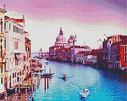 "Алмазная мозаика ""Венеция"" (Венеция, Италия, канал)"