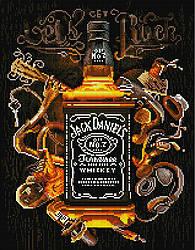 "Алмазная мозаика ""Виски"" (виски, алкоголь, мужчине)"
