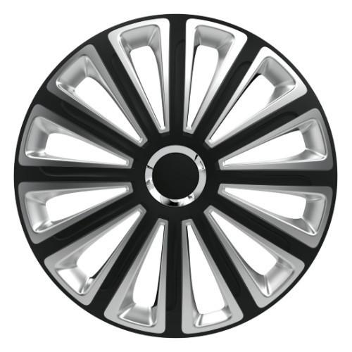 Ковпаки R13 Versaco Trend RC Black&Silver