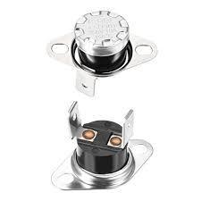 Термореле KSD301-210, 250V, 10A, (210°C) R- тип 1002783 самовосстанавливающийся