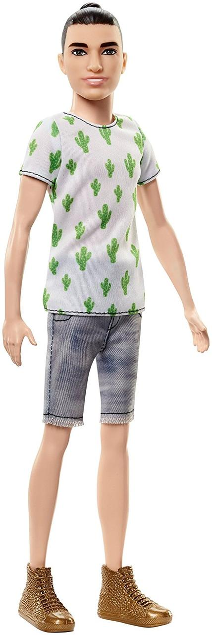 Кукла Барби Кен Модник Кактусовый кулер Barbie Ken Fashionistas 16 FJF74