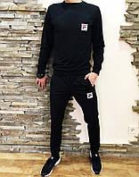 Комплект Fila classic черный