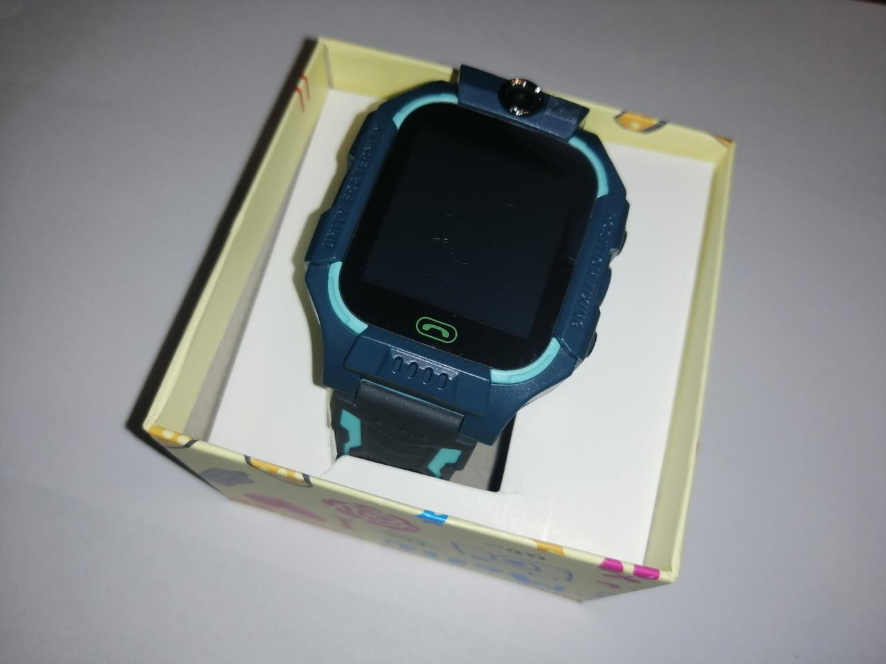 Дитячі Smart годинник Q6 (Чорний)