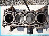 Блок цилиндров (двигателя) ГОЛИЙ Nissan Almera N16 2000-2006г.в. QG15 1.5 бензин, фото 6