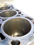 Блок цилиндров (двигателя) ГОЛИЙ Nissan Almera N16 2000-2006г.в. QG15 1.5 бензин, фото 9