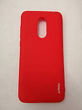 Чехол Xiaomi Redmi 5 Plus Red