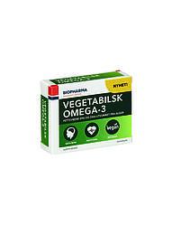Веганская Омега-3 Biopharma - 30 капсул Норвегия