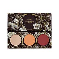Палетка румян для лица Zoeva Opulence Blush Palette (4250502807171)