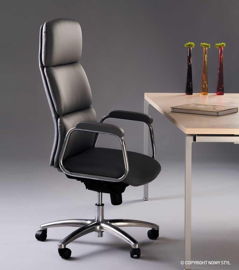 Кресло руководителя CALIFORNIA (Калифорния) steel ES CHR68