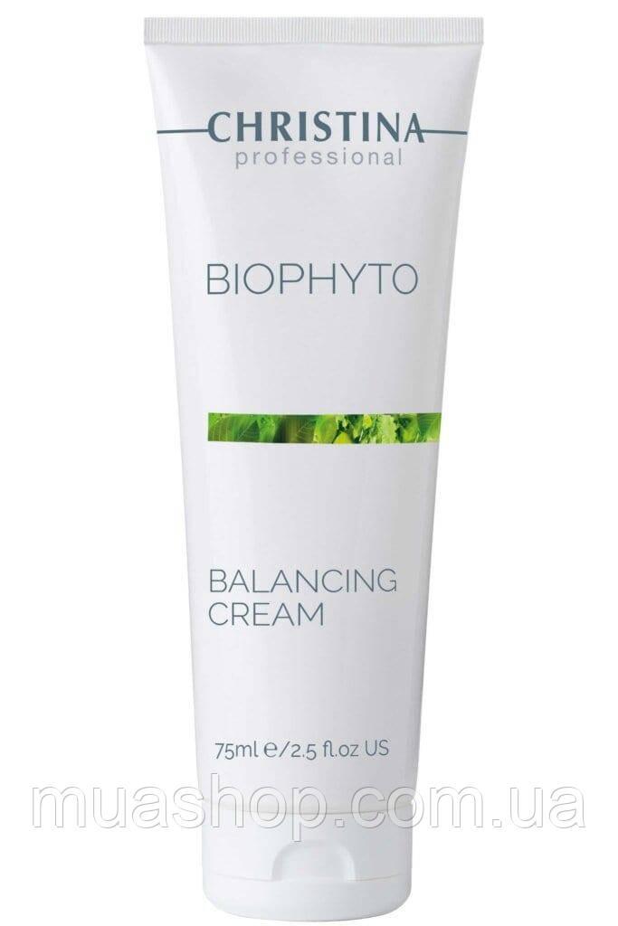 CHRISTINA Bio Phyto Balancing Cream - Балансирующий крем, 75 мл