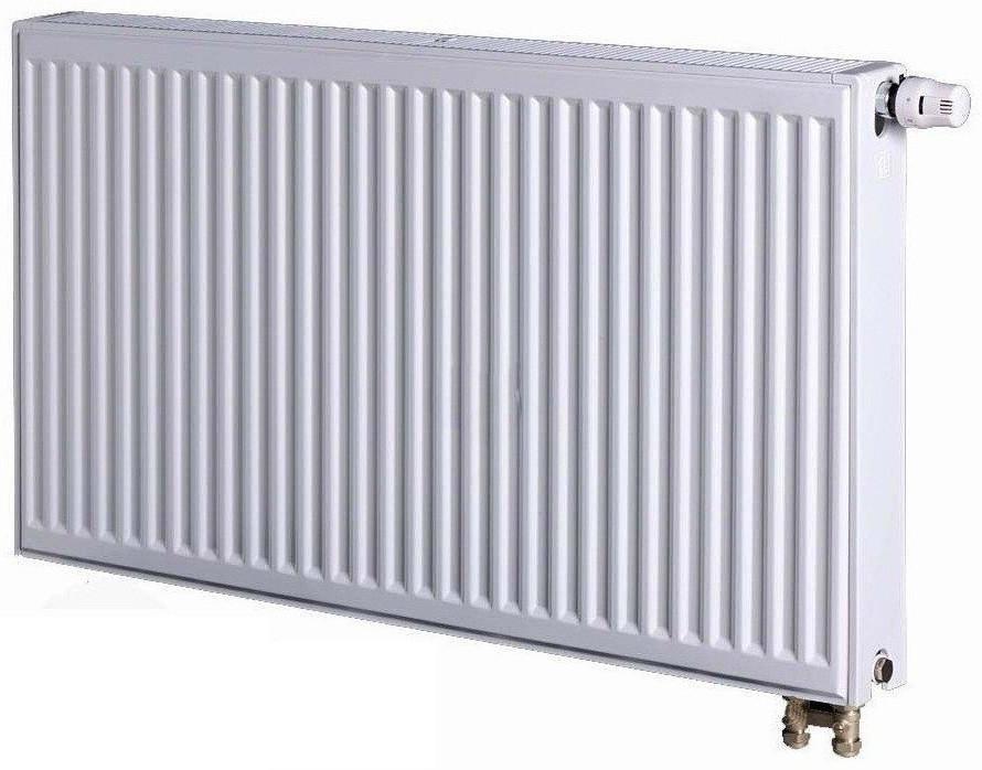 Korad 22 VК 400х600 - Сталевий радіатор з нижнім підключенням