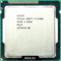 Процессор Intel Core i5-2400S BX80623I52400S 2.5GHz Socket 1155 Tray Б/У