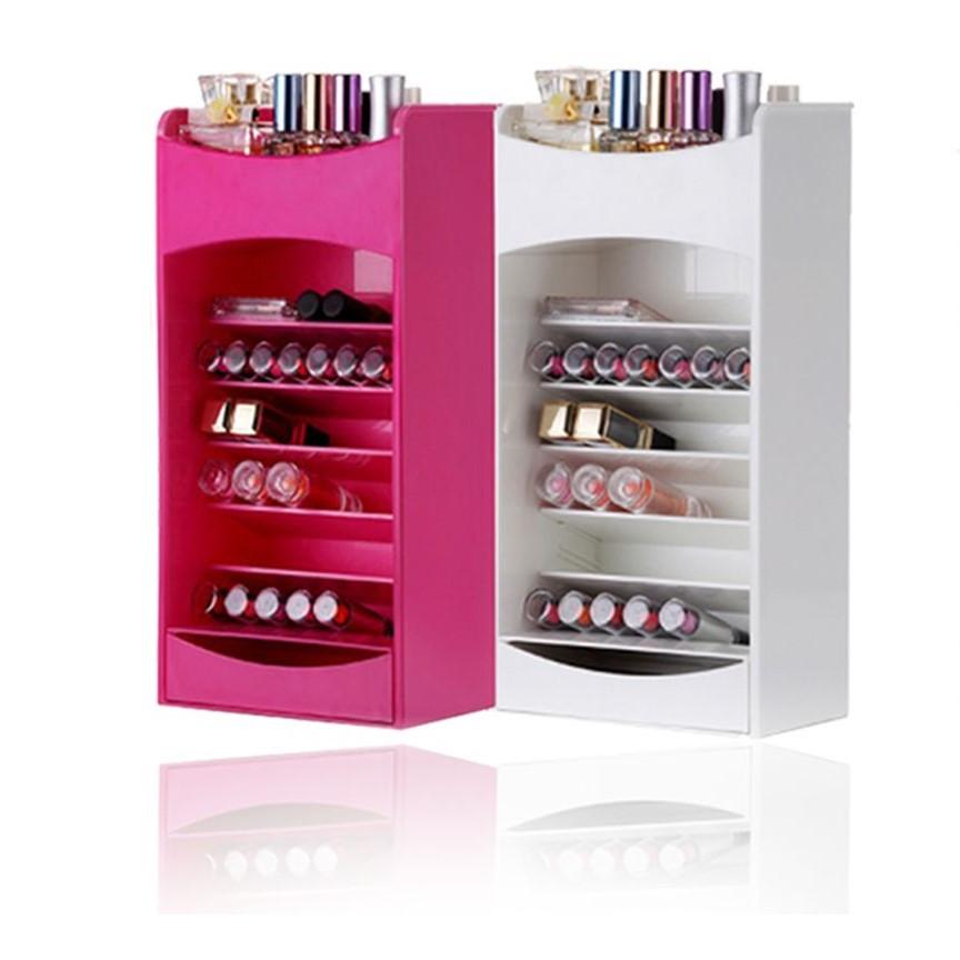 Шкафчик для хранения косметики COSMAKE LIPSTICK & NAIL POLISH ORGANIZER
