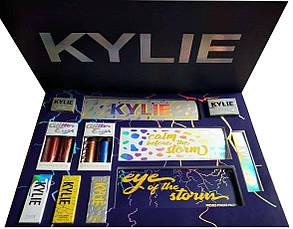 Професійний подарунковий набір косметики для макіяжу Kylie Weather Collection / Келі (Репліка)