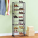Полиця для взуття Amazing Shoe Rack на 30 пар, фото 4