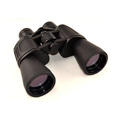Потужний бінокль чорного кольору Bushnell 5005 (20x50)