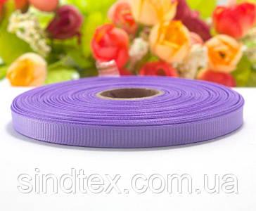 РЕПСОВАЯ лента ширина 0,6см (25 ярдов) Цена за рулон, цвет - Сиреневый (сп7нг-0867)