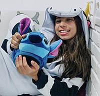 Пижама детская кигуруми корова  опт, дроп, розница