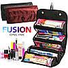 Органайзер для хранения косметики черного цвета | Косметичка Roll N Go Cosmetic Bag, фото 3