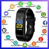 Умные часы Smart watch F115, фитнес трекер, Fitnes tracker, пульсометр