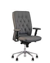 Кресло руководителя CHESTER (Честер) R steel ES AL70