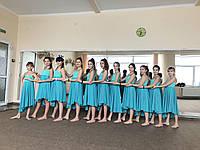 Р-р 104 - 170, купальник с юбкой, платье шифоновое для танцев