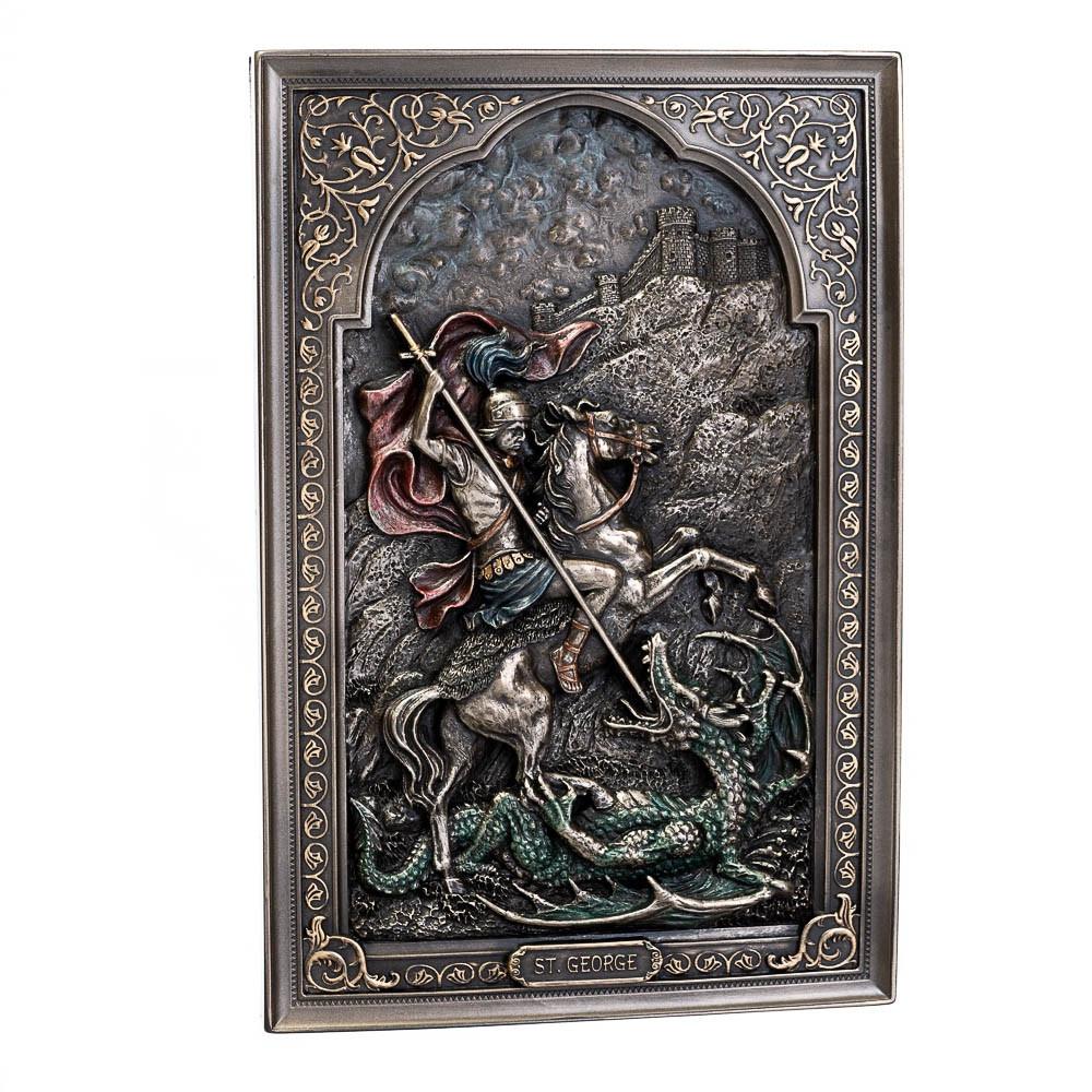 Картина Veronese Георгий Победоносец 16х23 см 77554A4