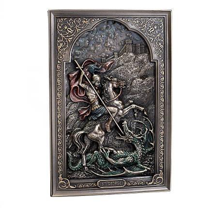 Картина Veronese Георгий Победоносец 16х23 см 77554A4, фото 2