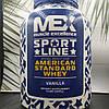 MEX Nutrition American Standard Whey 2,27 kg протеин Секс нутришн