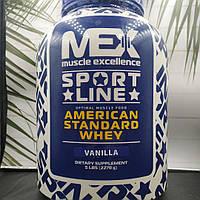 MEX Nutrition American Standard Whey 2,27 kg протеин Секс нутришн, фото 1