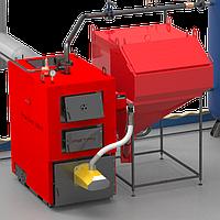 Твердотопливный котел Retra-4М Combi 25 кВт с факельной горелкой