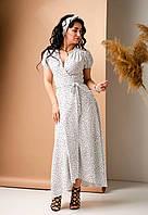 Літнє плаття біле, фото 1